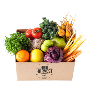 Freshly picked fruit and vegetables delivered to your door